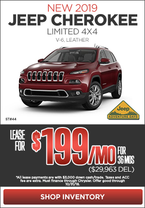 New Chrysler Dodge Jeep Amp Ram Specials North Kingstown