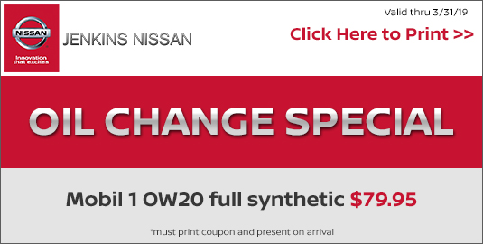 Lakeland Auto Service Specials Jenkins Nissan Repair Department Jenkins nissan also offers a one to one rewards program when you shop in our service, parts, and collision repair departments. lakeland auto service specials