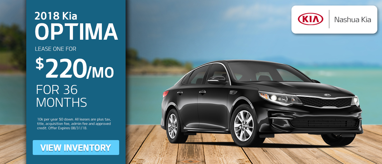 New Kia Specials Nashua, NH Kia Lease Offers. Request ...